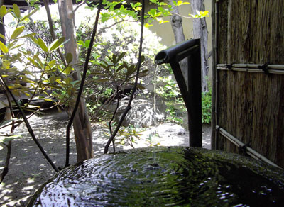 石井味噌湧水